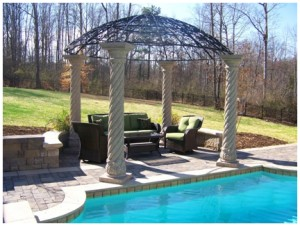 Swimming Pool Designs in Charlotte